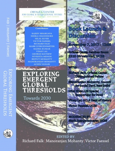 Exploring Emergent Global Thresholds - launch event poster