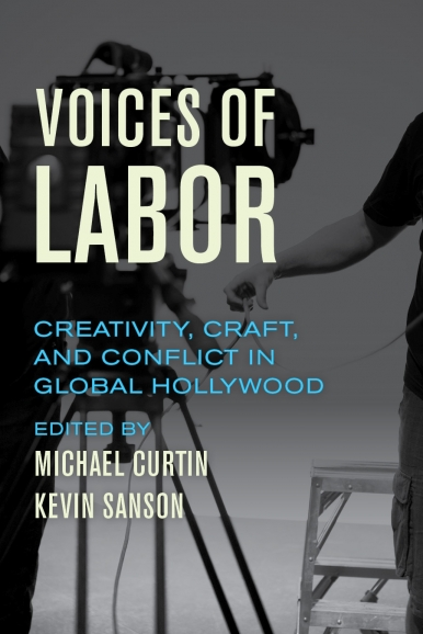 Voices of Labor book cover