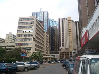 Nairobi office buildings