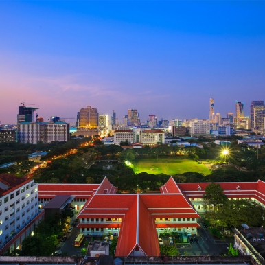 Chulalongkorn University photo