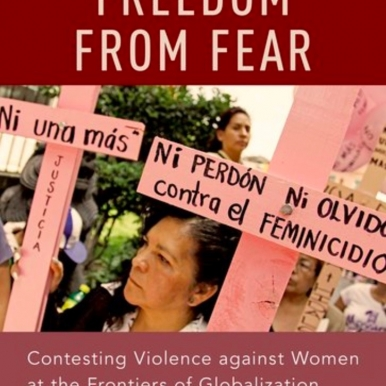 Struggle for Freedom from Fear book cover
