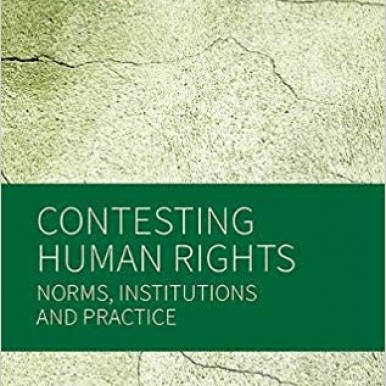 Contesting Human Rights book cover