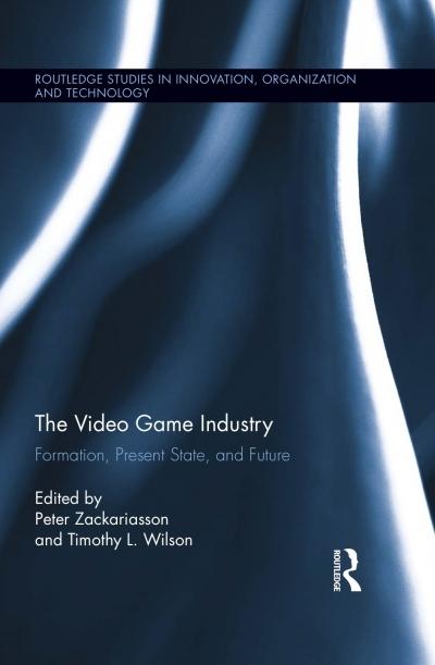 Zackariasson and Wilson book cover