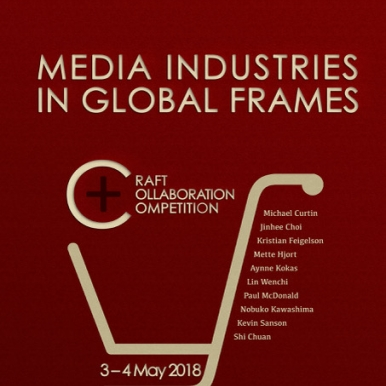 Media Industries in Global Frames conference flyer
