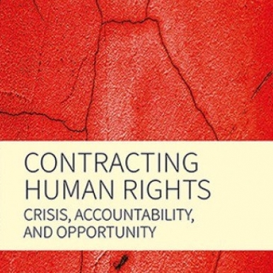 Contracting Human Rights book cover