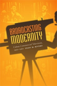 Broadcasting Modernity cover